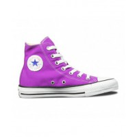 Converse Chuck Taylor All Star Hi Seasonal in Purple Cactus Flower from Authentics, $90. http://www.authentics.com.au/139783-purple-cactus-flower?___store=auth_english