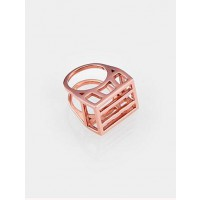 Vera Xane Cage Ring in Rose Gold from JASU, $110. http://www.jasu.com/jasu/accessories/jewellery/cage-ring/215702-10050/