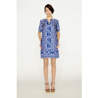 Collette Dinnigan Border Print Kaftan Style Dress, $279. http://shop.collettedinnigan.com.au/border-print-kaftan-style-printed-dress/