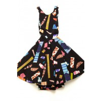 1. Keep: Geometric prints. Romance Was Born Kawaii Dress, $790. http://romancewasborn.com/e-boutique/kawaii-dress-hello-collage