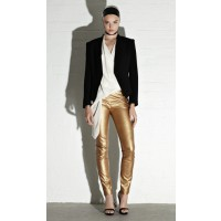 2. Keep: Metallics. Carla Zampatti Gold Leather Midas Touch Slim Pant, $429. http://www.carlazampatti.com.au/Shop/Shop_Garments/Pants/136041.8001/Gold-Leather-Midas-Touch-Slim-Pant.html