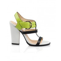 rmk Crystal Heels in Black Leather Multi, $149.95. http://www.rmkshoes.com/?page_id=587&sku=0450C001BZ00