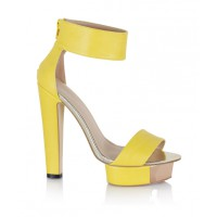 Billini Glory Heels in Yellow, $79.95. http://www.billini.com/Shop/GLORY_YELLOW.aspx