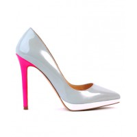 Siren Shoes Jessica Grey Patent Pumps, $149.95. http://www.sirenshoes.com.au/jessica.html?color=Grey%20Patent