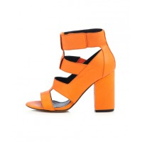 Alias Mae Carrie Heel in Orange, $149.95. http://www.aliasmae.com.au/carrie.html?color=Orange