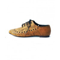 Gold Dot Bianca Lace-Ups from Miss F, $62. Order via this email address: order@miss-f.com.au