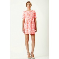 Wayne Cooper Short Sleeve Brocade Dress, $349. http://waynecooper.com.au/shop/collections/short-sleeve-brocade-dress.html