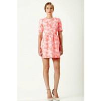 Wayne Cooper Short Sleeve Brocade Dress, $349. http://waynecooper.com.au/shop/collections/short-sleeve-brocade-dress.html