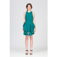 Cameo the Label Dark Magic Dress in Forest Green, $229.95. http://fashionbunker.com/dark-magic-dress-forest-green?color=forest+green&size=XS