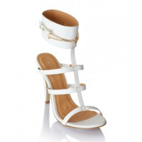 Billini Saffron Heel in White, $79.95. http://www.billini.com/Shop/SAFFRON_WHITE_.aspx
