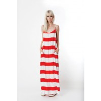 Cooper By Trelise Cooper White Stripes Dress, $379. http://www.trelisecooperonline.com/estore/style/co5698-07.aspx?c=327