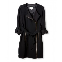 Slim fit: Country Road Double Crepe Trench Coat, $249. http://www.countryroad.com.au/shop/woman/clothing/jackets-and-coats/60156506/Double-Crepe-Trench.html