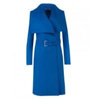 Ted Baker Madigan Blue Coat, $699. Stockist: 1300 786 896