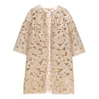 H&M Lace Coat, $199. http://www.hm.com/au/product/26911?article=26911-A
