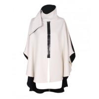 Ginger& Smart Trapezoid Cape, $499. http://shop.gingerandsmart.com/Products/FASHION/JACKET/Trapezoid_Cape__W14207.aspx