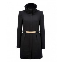 Forever New Sheba Funnel Collar Belted Coat, $159.99. http://www.forevernew.com.au/womens-clothing-jackets-coats/sheba-funnel-collar-belted-coat-22212301?colour=Black