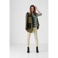 Country Road Spliced Padded Parka, $349. http://www.countryroad.com.au/shop/woman/clothing/jackets-and-coats/60155191-311/SplicedPadded-Parka.html