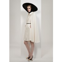 Carla Zampatti Pearl Wood Caped Coat Dress, $999. http://www.carlazampatti.com.au/Shop/Shop_Garments/Coats/135191.1000/Pearl-Wool-CapedCoat-Dress.html