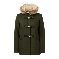 The casual coat: Forever New Caitlyn Quilted Duffle Coat. Was $149.99, now $99.95. http://www.forevernew.com.au/Caitlyn-quilted-duffle-coat.aspx?p43351&cr=121040