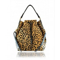 The investment bag: Rachael Ruddick Fontenay Leopard Print Calfhair Bucket Bag. Was $650, now $295. http://rachaelruddick.com/index.php/sale/rr-fontenay-bucket-bag.html