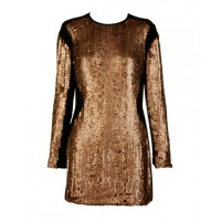The mesmerising metallic number: Manning Cartell Cinemascope Long Sleeve Dress. Was $799, now $399.50. http://manningcartell.portableshops.com/store/view/16056/cinemascope_long_sleeve_dress_2