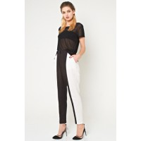 The monochrome must-have: Finders Keepers December Song Pant from Market HQ. Was $109, now $79. http://shopmarkethq.com/products/december-song-pant-white