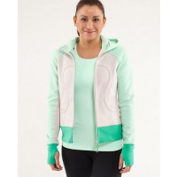 lululemon Scuba Hoodie in Dune/Fresh Teal/Very Green, $139. http://www.lululemon.com.au/products/clothes-accessories/women-jackets-and-hoodies/Scuba-Hoodie-Stretch?cc=11023&skuId=au_3497761&catId=women-jackets-and-hoodies