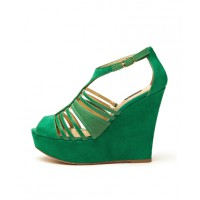 Mimco Mirage Wedge, $299. http://www.mimco.com.au/shoes/mirage-wedge