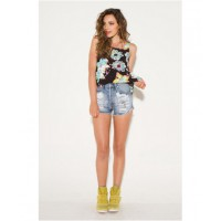 MINKPINK Slasher Flick Shorts from Market HQ, $76. http://shopmarkethq.com/products/slasher-flick-short