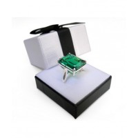 StyleRocks Emerald-Cut Emerald Cocktail Ring, $292.95. http://www.stylerocks.com/product/emerald-cut-ring/s_31_3_3_3_55_/1