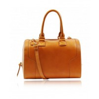 Rachael Ruddick Devon Duffle in Tan Calfskin, was $450, now $230. http://www.missyconfidential.com.au/sales-deals/fashion/jewellery-accessories/vip-holiday-sale-preview-now-live.html