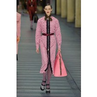 Classic patterns: Miu Miu RTW Autumn/Winter 2013, Paris Fashion Week. Source: Daniel P. Dykes via Fashionising.com. http://www.fashionising.com/runway/b--miu-miu-aw-13-48700.html#20