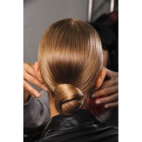 The neck knot. Image via http://www.glamourmagazine.co.uk/beauty/hair-trends/2013/04/spring-summer-2013-hair-colours#!image-number=10