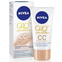 NIVEA Visage Q10 plus Anti-Wrinkle CC, $19.55, http://www.NIVEA.com.au