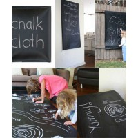 Portable, soft chalk board - brilliant! Chalk Cloth, $35.95, Urban Baby http://www.urbanbaby.com.au/epages/ecomm5000.sf/en_AU/?ObjectPath=/Shops/UrbanBaby/Products/BEMCC#.UpKtR2T4hjM
