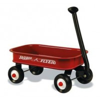 Radio Flyer Little Red Wagon, $48.38