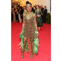 Lupita Nyong'o blew everyone else out of the water - http://www.whowhatwear.com/met-gala-ball-red-carpet-fashion-2014/slide8
