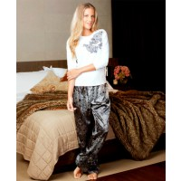Gingerlilly - Kristy cotton pyjama set http://www.gingerlilly.com.au/p/kristy/KRISTY
