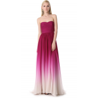Ombre - Strapless Sweetheart gown, Monique Lhuillier http://www.shopbop.com/strapless-sweatheart-gown-monique-lhuillier/vp/v=1/1585890204.htm?extid=affprg-3852549