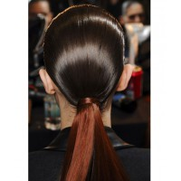 Ombre ponytail. Image via http://www.glamourmagazine.co.uk/beauty/hair-trends/2013/04/spring-summer-2013-hair-colours#!image-number=25