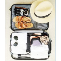 """My summer destination packing"""