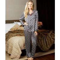 Gingerlilly - Gemma satin polka dot pyjama http://www.gingerlilly.com.au/p/gemma/GEMMA