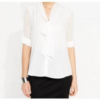 Tie Front Blouse great over pant or skirt, Portmans, $59.95 http://www.portmans.com.au/shop/en/portmans/clothing/tops/tie-front-blouse