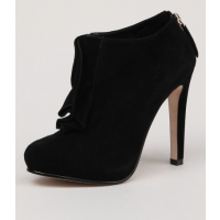 Evita Black ankle boots, Robert Robert, Styletread, was $229.99, now $114.98 http://www.styletread.com.au/evita-black.html