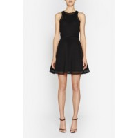 Investment: Camilla and Marc Rotation dress, on sale now for $275 http://www.camillaandmarc.com/rotation-dress-black.html