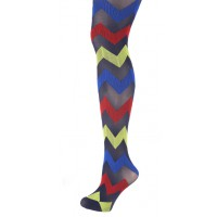 House Of Holland for Pretty Polly Zig Zag Tights $18.70, source: http://www.prettypolly.co.uk/products/Pretty-Polly-Fashion-Tights/Zig-Zag-Tights/Blue