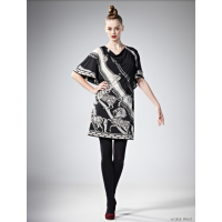 Amber Dress by Leona Edmiston https://leonaedmiston.com/online_store/view/843/amber_-_horse_print_w13_1518_hp