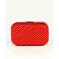 Fran (red) clutch, Mollie Day, $39.95 http://www.mollieday.com.au/fran-red