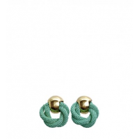 Aqua Rope Twist Earrings, Lovisa, $9.99 http://www.lovisa.com.au/aqua-rope-twist-earrings.html