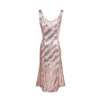 George Gross Harry Who sequin mesh cowl back dress. source: George Gross Harry Who online credit: GGHW https://www.gghw.com.au/shop/products/57113-sequin-mesh-cowl-back-dress-23-inch-57113#ref=/dresses-39771112|Dresses